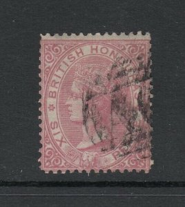 British Honduras, Sc 2 (SG 3), used
