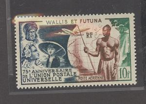 Wallis & Futuna C10 Mint VF NH