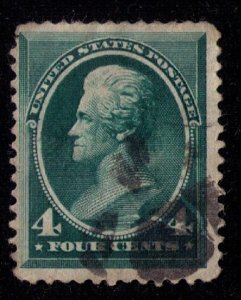 US Scott #211 Used 4c F-VF