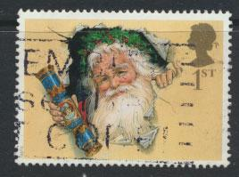 Great Britain SG 2007  Used    - Christmas