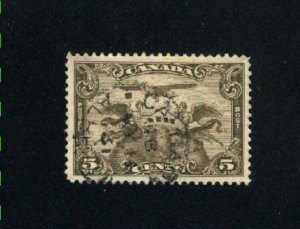 Canada #C1    used  1928 PD  4.00