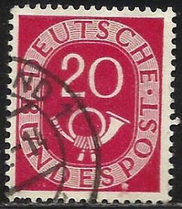 Germany 1951 Scott# 677 Used