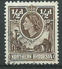 Northern Rhodesia  SG 61 Fine Used