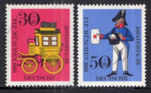 Germany B416-B417 MNH VF