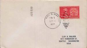 United States, Highway Post Offices, Minnesota, South Dakota