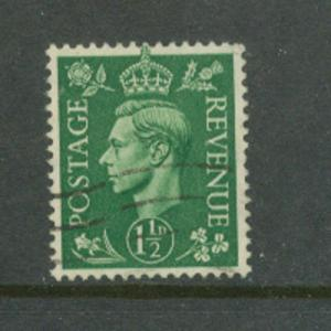 Great Britain GVI  SG 505 Good used
