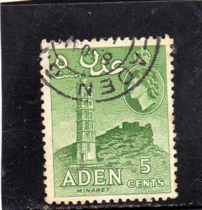 Aden  QE ll Defin used
