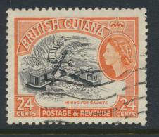 British Guiana SG 339 Used  (Sc# 261 see details)