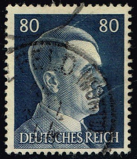 Germany #523 Adolph Hitler; Used (0.45)
