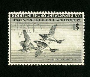 US Stamps # RW12 Superb OG NH Fresh Catalog Value $95.00