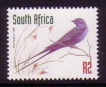 South Africa Blue Swallow 1v issue 1998 SG#1023