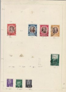 vatican  stamps page refs 18333