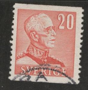 SWEDEN Scott 281 used