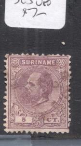 Suriname SC 5 VFU (9dnd)