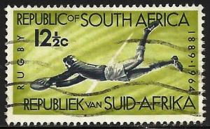 South Africa 1964 Scott# 302 Used