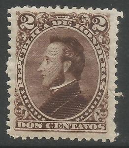 HONDURAS 31 MOG I458-2