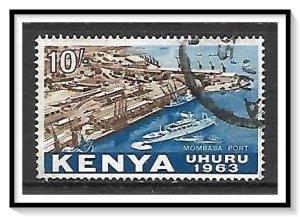 Kenya #13 Mombasa Port Used