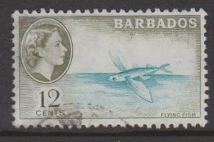 Barbados Sc#242 Used