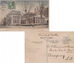 United States Washington Franklins 1c Washington Franklin 1911 Baltimore, Md....