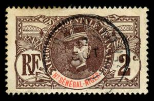 Upper Senegal and Niger 2 Used