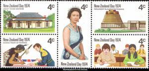 New Zealand Scott 552 Mint never hinged.