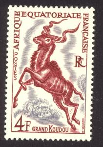 French Equatorial Africa 198 MH