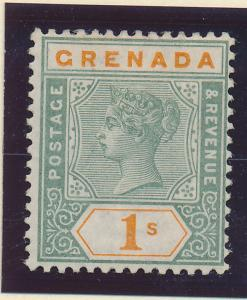 Grenada Stamp Scott #46, Mint Hinged - Free U.S. Shipping, Free Worldwide Shi...