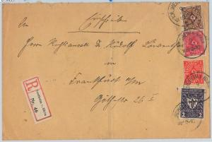 61083 - GERMANY - POSTAL HISTORY - Weimar Republic Hyperinflation  COVER 1923