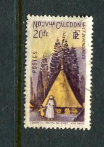 New Caledonia #293 Used