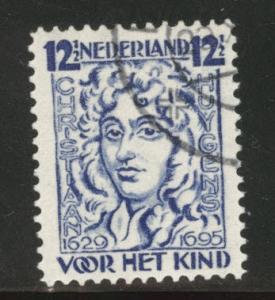 Netherlands Scott B36 used 1928 semi-postal CV$7.50