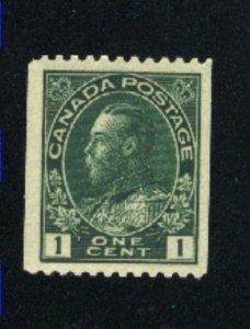 Canada 131  Mint NH VF 1915-24  PD