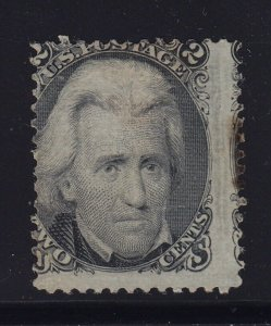85B Rare unused (mint no gum) with cert ,faults nice color cv $ 6750 ! see pic !