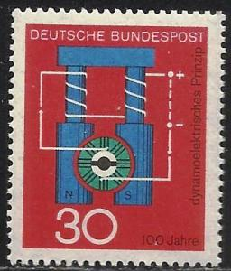 Germany 1966 Scott# 966 MNH gum scuff