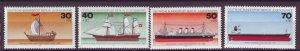 J24954 JLstamps 1977 germany berlin set mnh #9nb133-6 ships