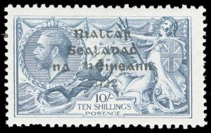 Ireland Scott 12-14 Gibbons 18-21 Mint Set of Stamps