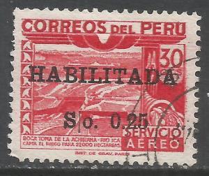 PERU C108 VFU R5-145-1