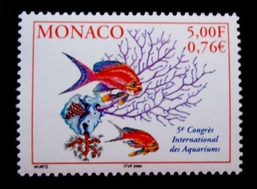 2000 Monaco 2521 Marine fauna 1,80 €