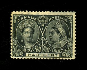 Canada #50 Used FVF Cat$120