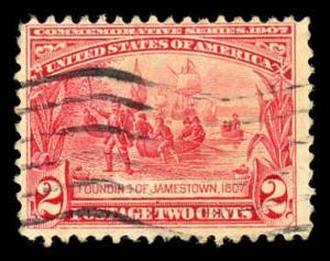 USA 329 Used