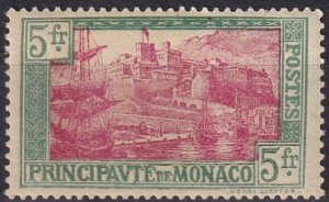Monaco #91   F-VF Unused CV $8.50 (Z8197)