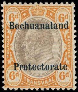 Bechuanaland Scott AR1 Gibbons F1 Mint Stamp