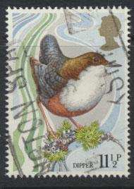 Great Britain SG 1110 - Used - Birds