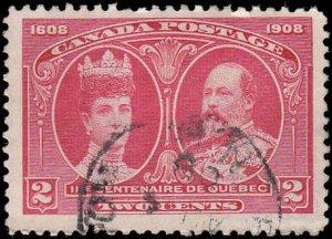 Scott Canada 98 Alexandra and Edward VII Used