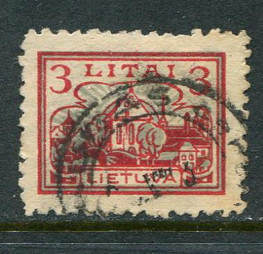 Lithuania #172 used - Penny Auction