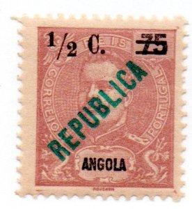 ANGOLA 217 VLH SCV $3.25 BIN $1.65 PERSON