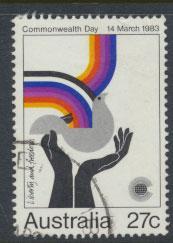 Australia SG 883 Used