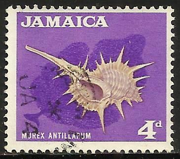 Jamaica 1964 Scott# 222 Used