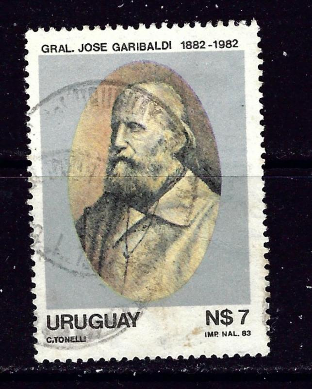 Uruguay 1150 Used 1983 issue