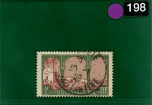 PURPLE198 French Colonies Algeria
