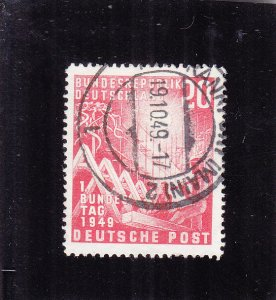 Germany: Sc #666, Used (S18336)
